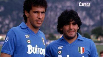 Maradona e Careca
